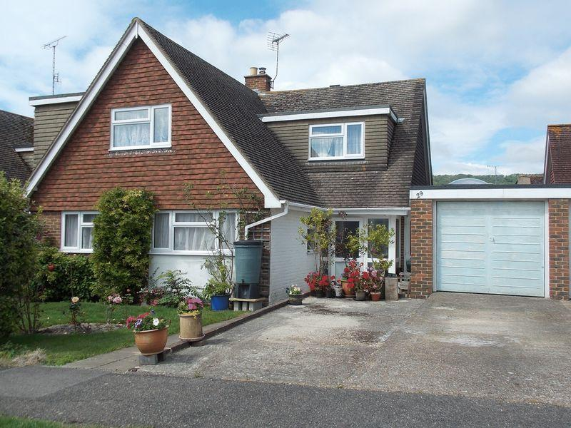 5 Bedrooms Link Detached House for sale in Steyning