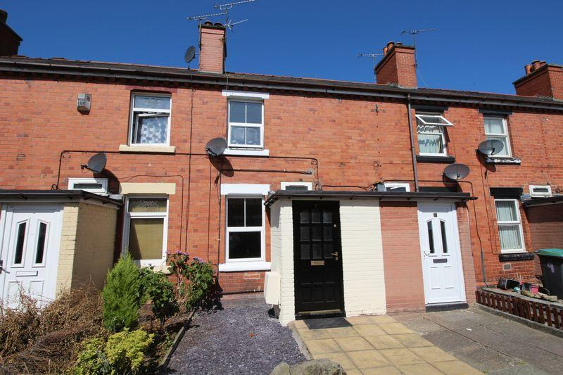 2 Bedrooms Terraced House for sale in Chapel Terrace, Wrexham
