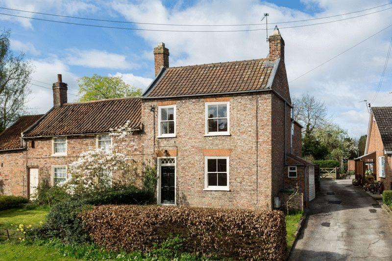 3 Bedrooms Terraced House for sale in Beech Tree Cottage, Holtby, York