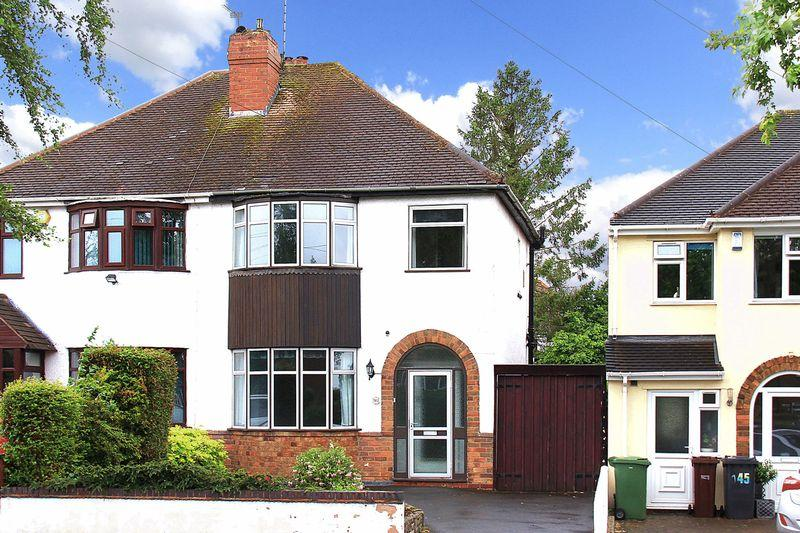 3 Bedrooms Semi Detached House for sale in CLAREGATE, Pendeford Avenue
