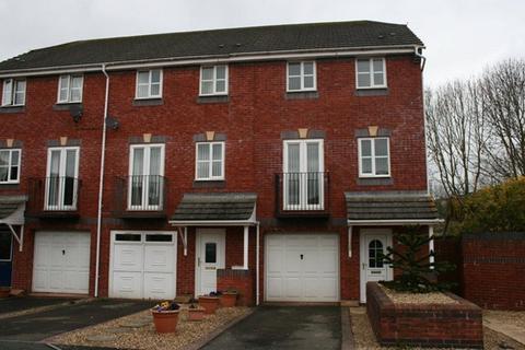 4 bedroom townhouse to rent - Exwick - 4 bedroom townhouse