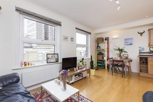 1 Bedroom Flat for sale in Greyhound Road, Hammersmith, London