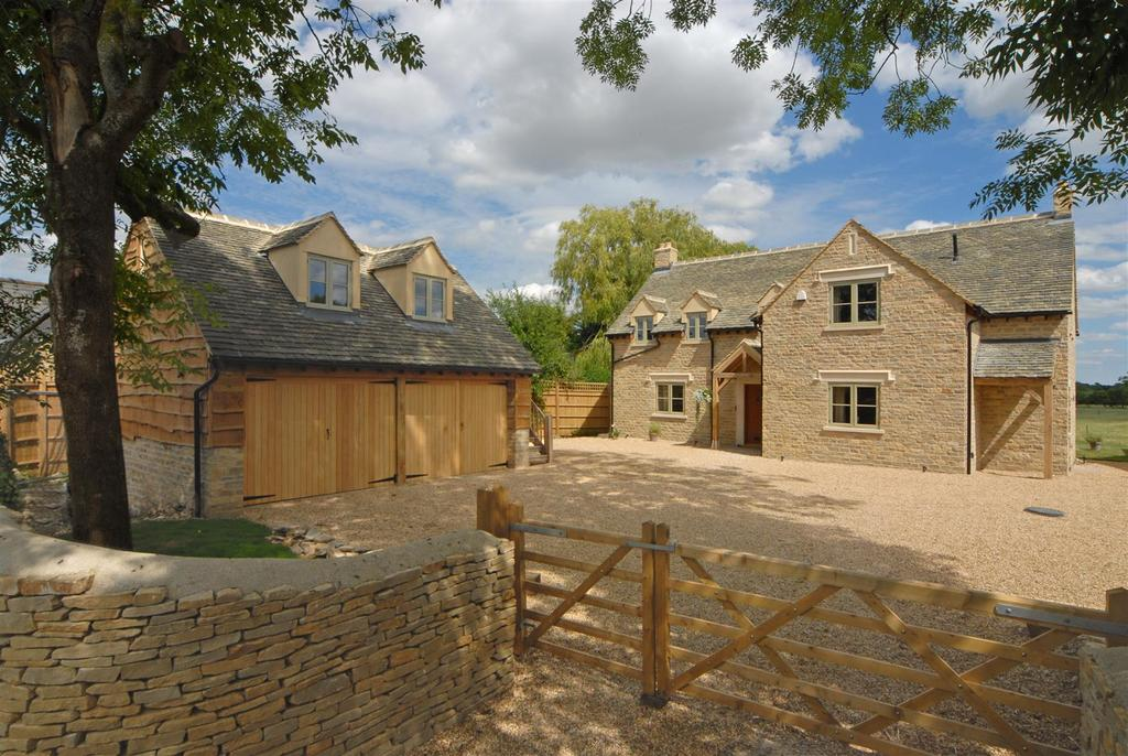 5 Bedrooms Country House Character Property for sale in Broadwell, Nr Burford
