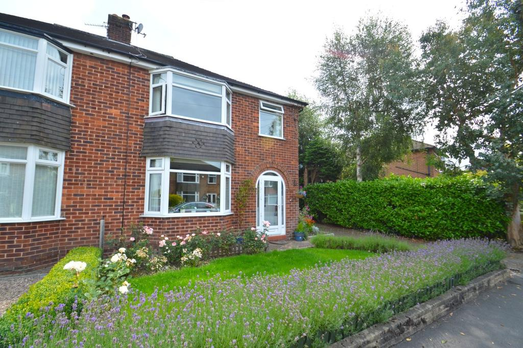 3 Bedrooms Semi Detached House for sale in Freshfields, Knutsford