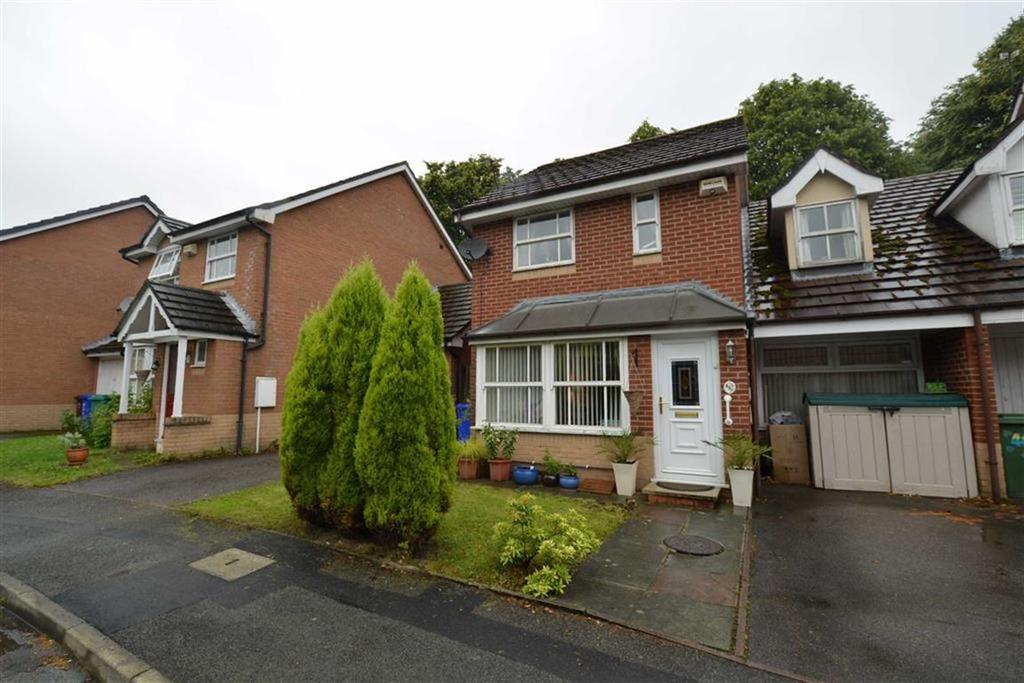 3 Bedrooms Semi Detached House for sale in Caistor Close, CHORLTON CUM HARDY, Manchester