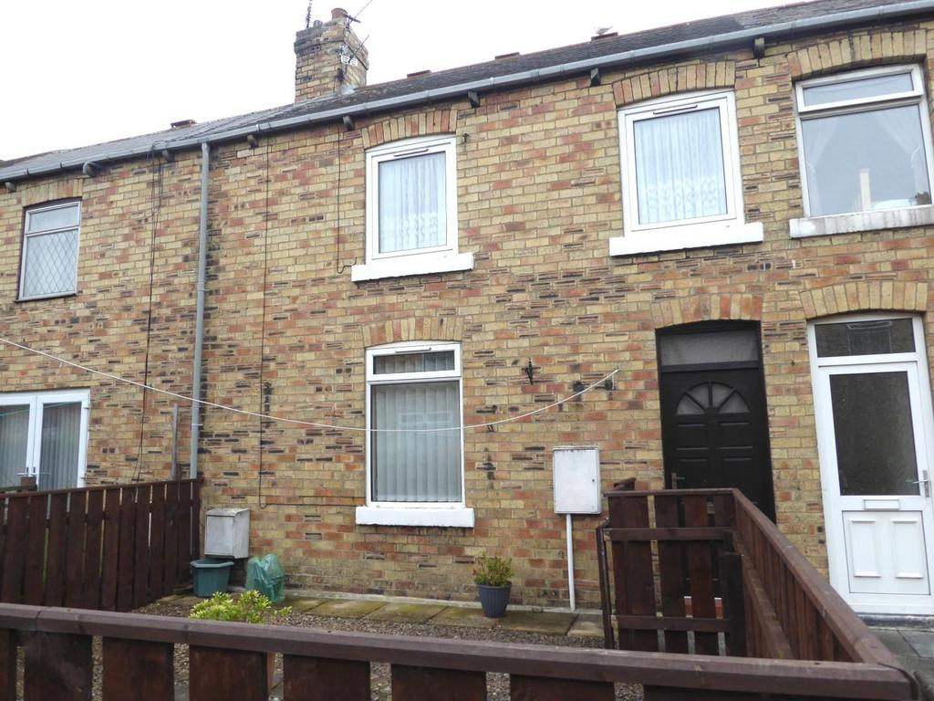 2 Bedrooms Terraced House for sale in Chestnut Street, Ashington