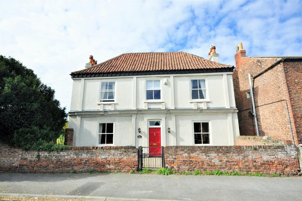 6 Bedrooms Detached House for sale in Manor Farm, Main Street, Copmanthorpe, York, YO23 3SU