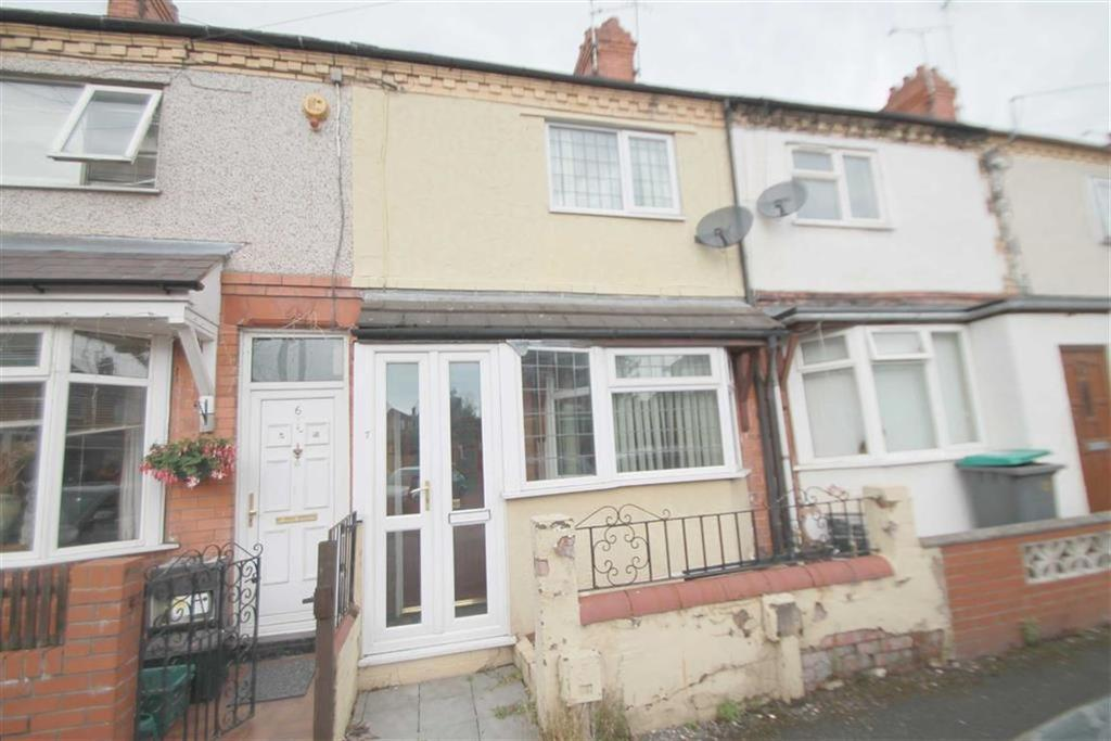 2 Bedrooms Terraced House for sale in Victoria Avenue, Johnstown, Wrexham