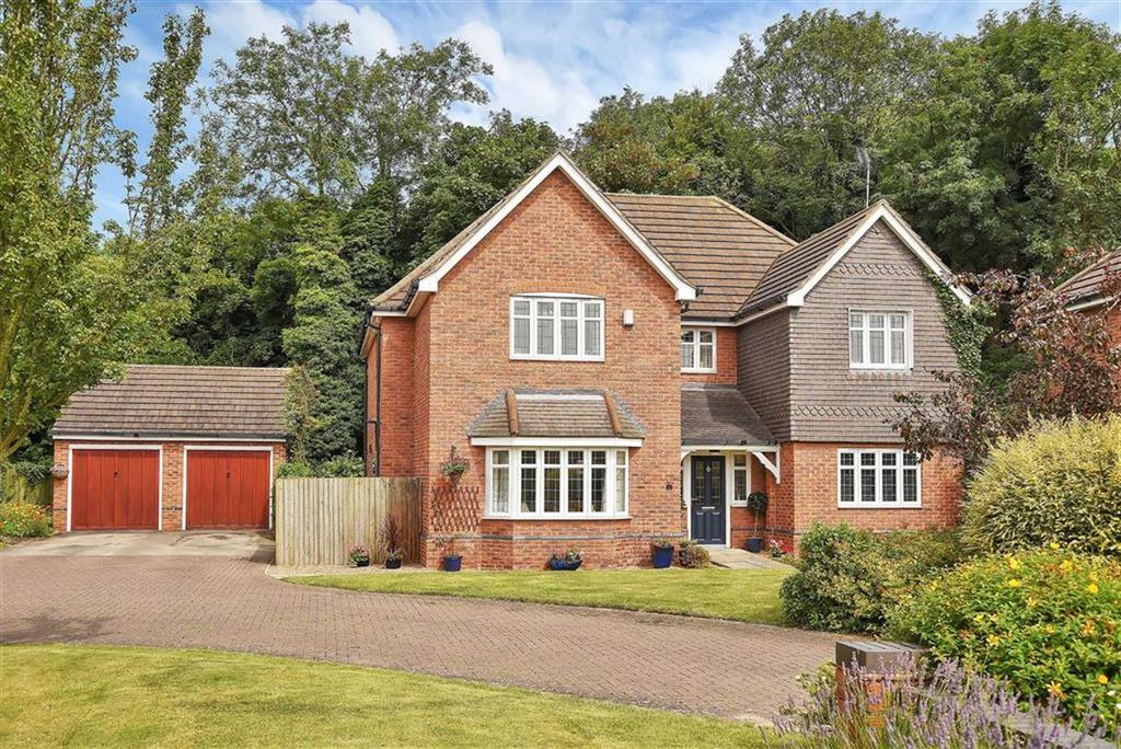 5 Bedrooms Detached House for sale in Shepherds Way, Sudbrooke, Lincoln, Lincolnshire