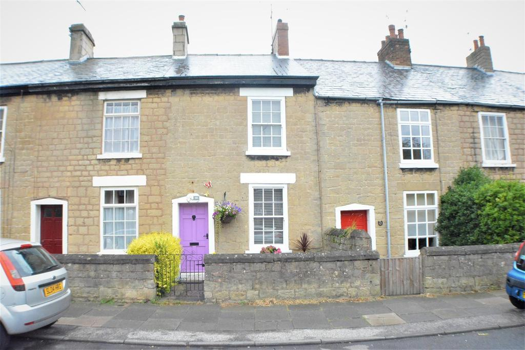 2 Bedrooms Terraced House for sale in Albert Street, Mansfield Woodhouse, Mansfield