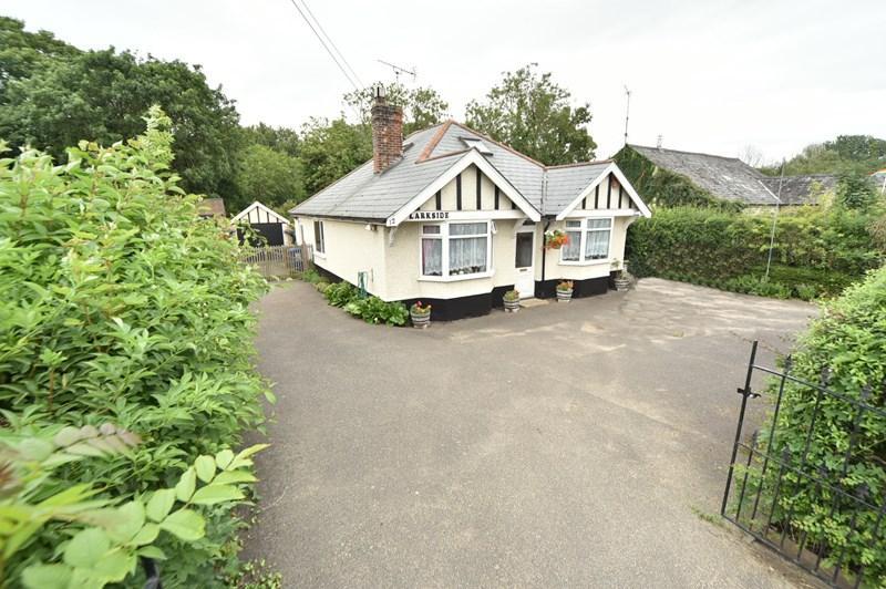3 Bedrooms Detached Bungalow for sale in Worlington Road, Mildenhall, Bury St. Edmunds