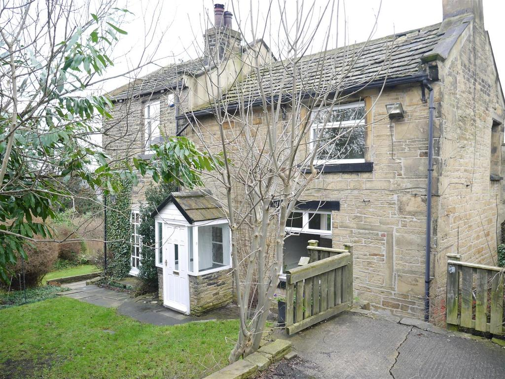 3 Bedrooms Detached House for sale in Hazel Croft, Shipley, BD18 2DY