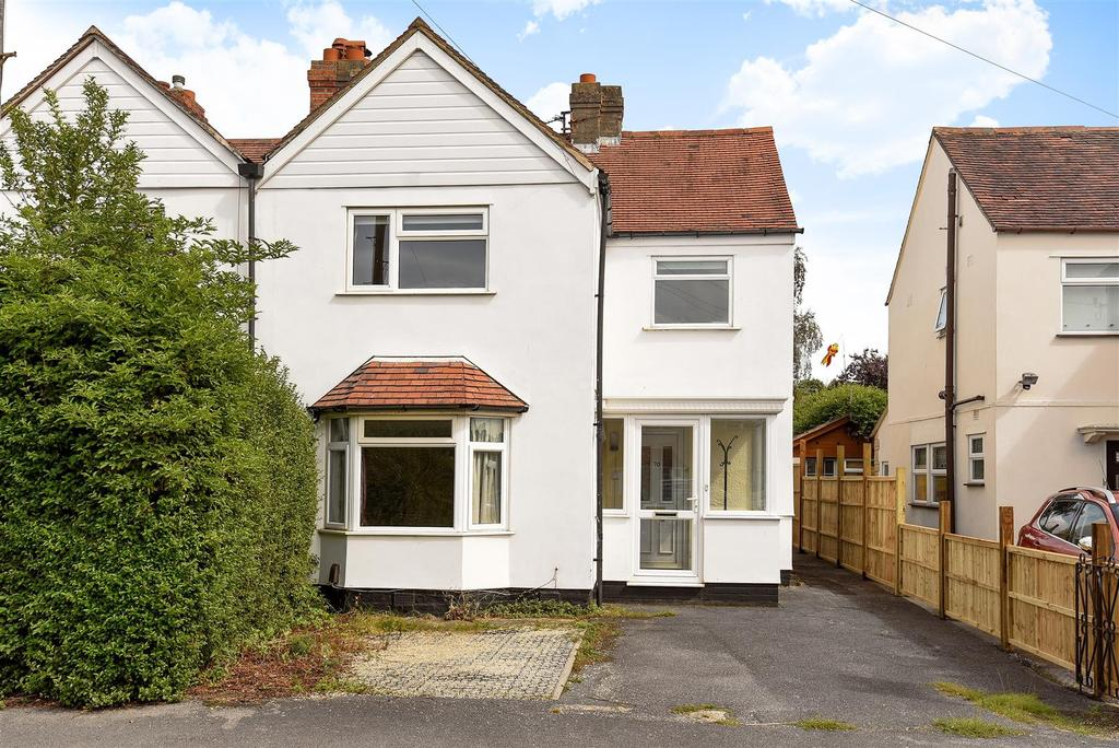 3 Bedrooms Semi Detached House for sale in Bulan Road, Headington, Oxford