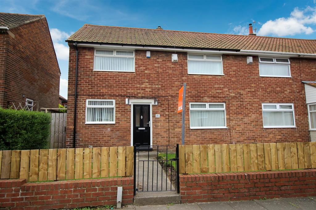 3 Bedrooms Semi Detached House for sale in Kirkwood Drive, Newcastle Upon Tyne