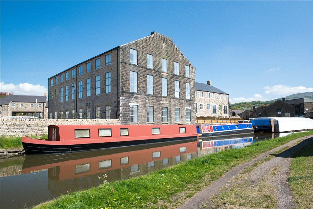 2 Bedrooms Apartment Flat for sale in Harwell Waterside, Elliot Street, Silsden, Keighley, West Yorkshire