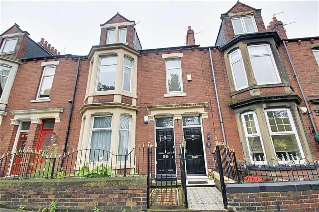 2 Bedrooms Maisonette Flat for sale in Stanhope Road, South Shields, Tyne Wear