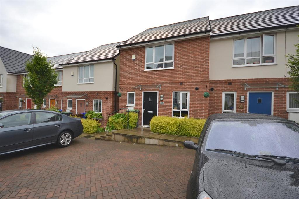 3 Bedrooms Town House for sale in Sytchmill Way, Burslem