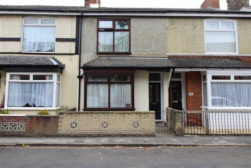3 Bedrooms Terraced House for sale in Southgate, Hessle