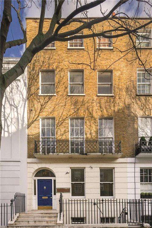 5 Bedrooms Semi Detached House for sale in John Street, Bloomsbury, London, WC1N