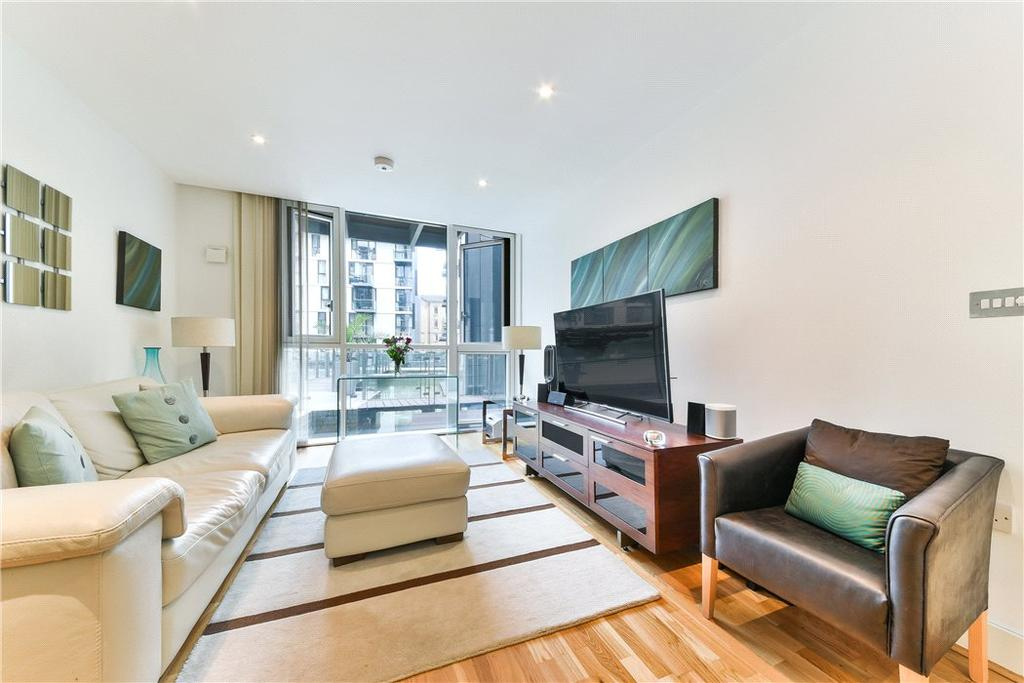 2 Bedrooms Flat for sale in Times Square, Aldgate, London, E1