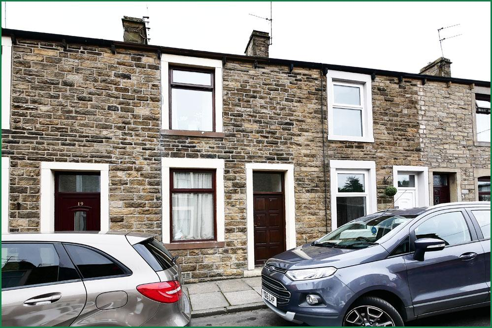 2 Bedrooms Terraced House for sale in Arthur Street, Sough BB18