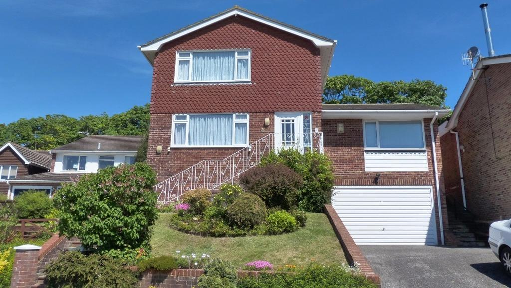 4 Bedrooms Detached House for sale in Rowan Way Rottingdean East Sussex BN2