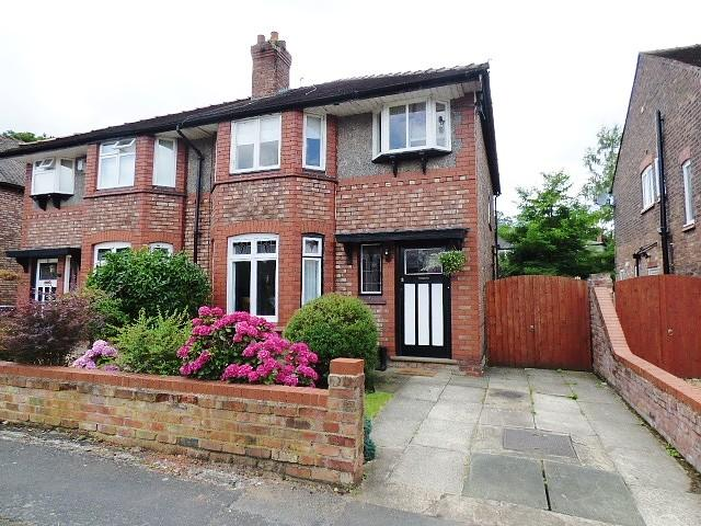 3 Bedrooms House for sale in Stanley Avenue, Stockton Heath, Warrington
