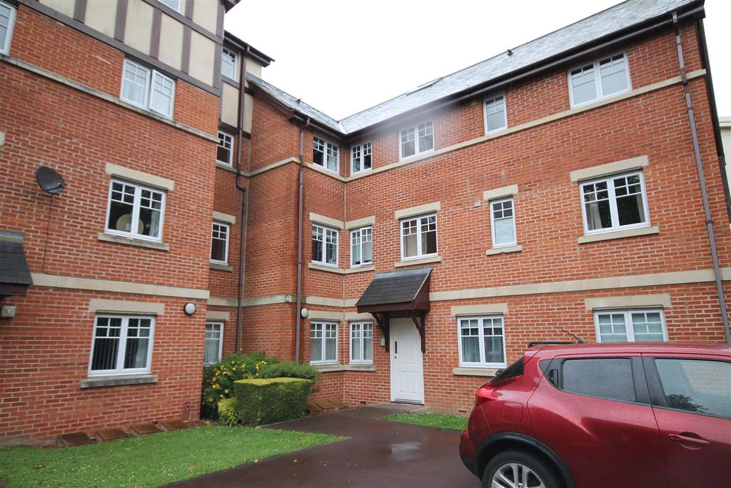 2 Bedrooms Apartment Flat for sale in Scholars Park, Darlington