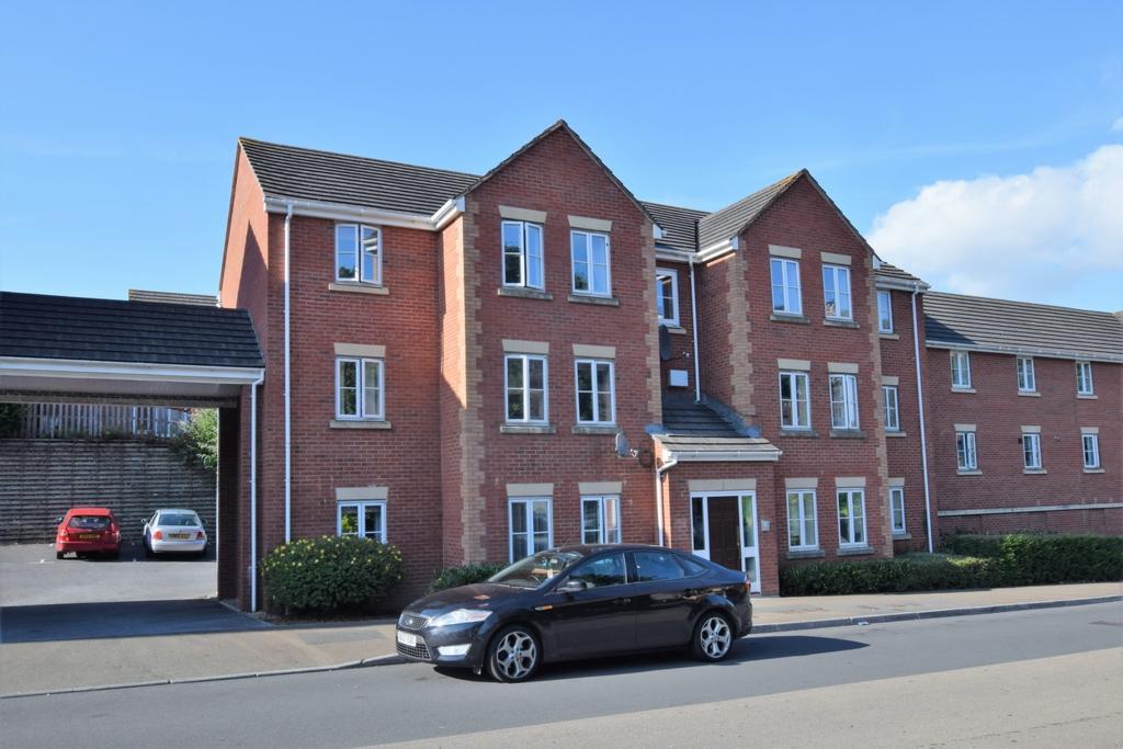 2 Bedrooms Flat for sale in Kinnerton Way, Exwick, EX4