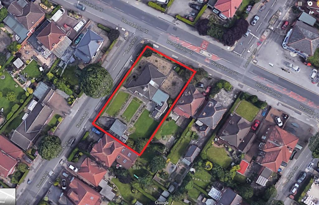 2 Bedrooms Detached Bungalow for sale in Kenrick Road, Mapperley, Nottingham, NG3