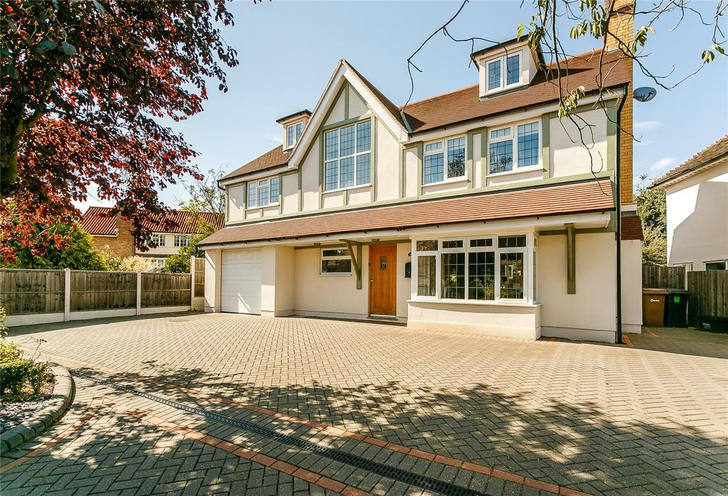 5 Bedrooms Detached House for sale in Tabors Avenue, Chelmsford