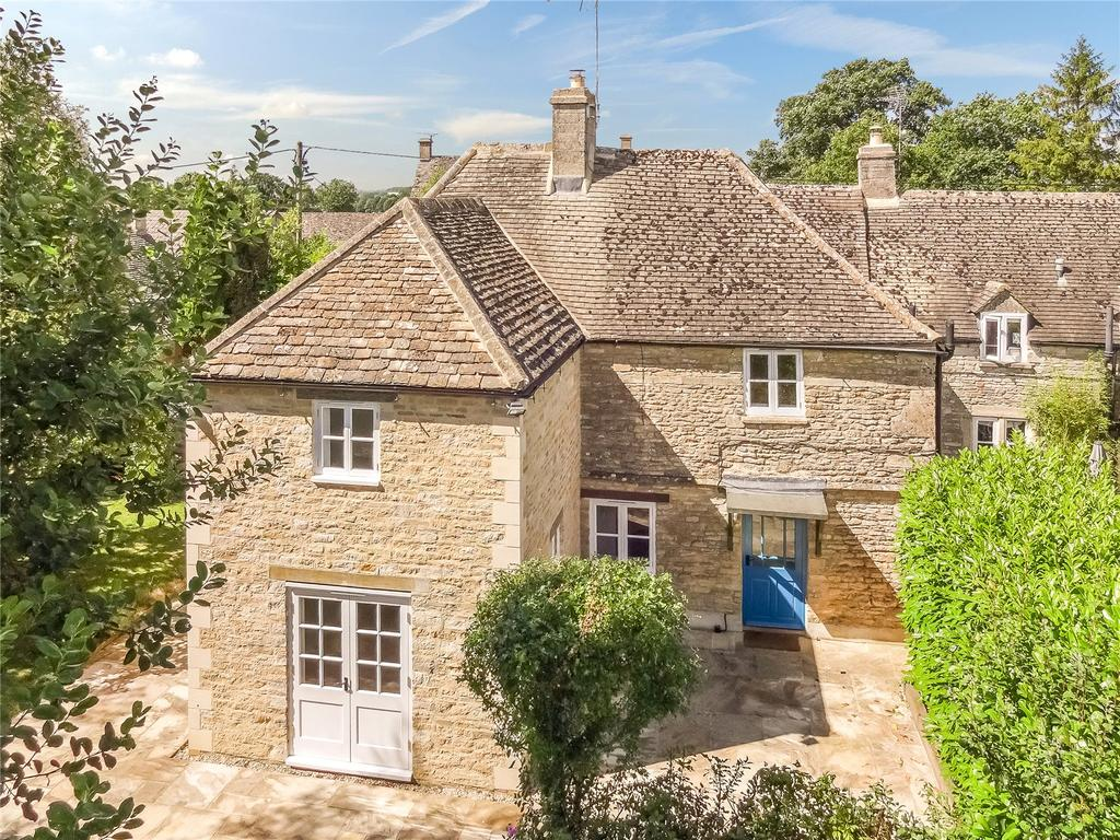 3 Bedrooms House for sale in The Street, Oaksey, Malmesbury, Wiltshire