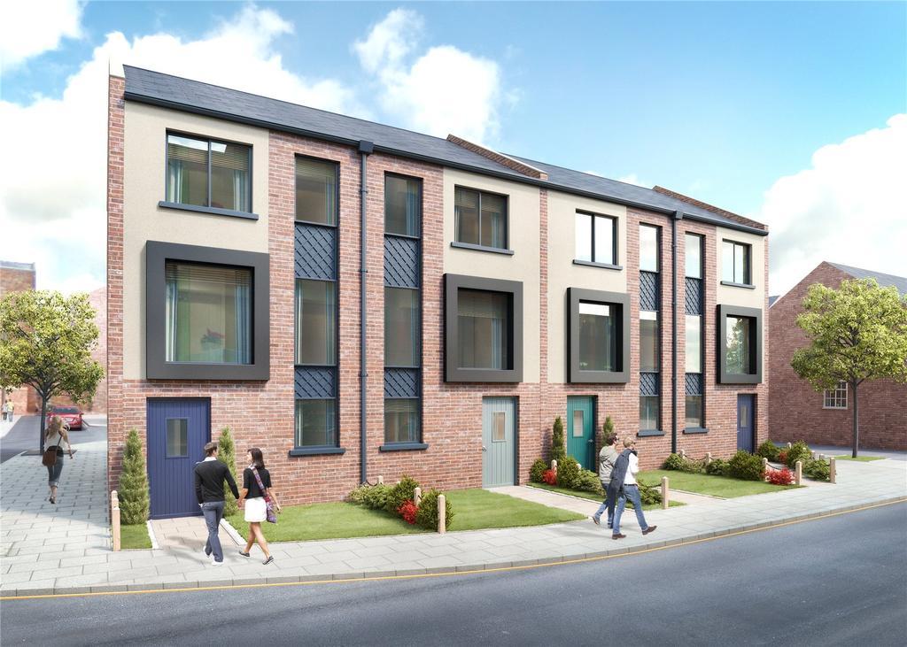 4 Bedrooms Terraced House for sale in Weaver Terrace, Weaver Street, Chester
