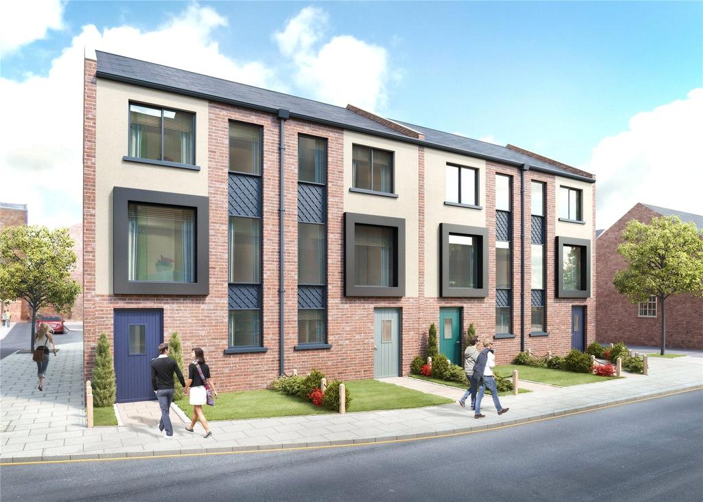 4 Bedrooms Terraced House for sale in Weaver Terrace, Chester