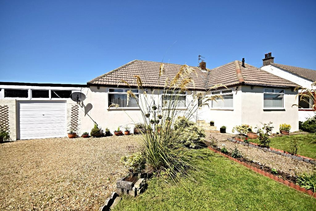 3 Bedrooms Detached Bungalow for sale in Watson Terrace, Drongan, East Ayrshire, KA6 7AB