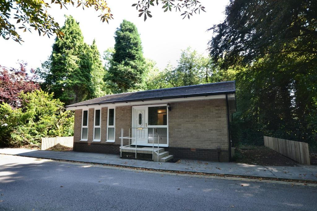 2 Bedrooms Detached Bungalow for sale in The Bungalow, Ashfield Lodge, Palatine Road, Didsbury