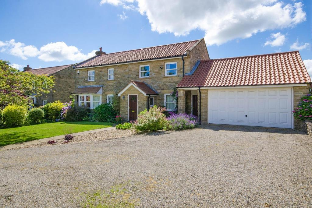 4 Bedrooms Detached House for sale in South Back Lane, Terrington, York