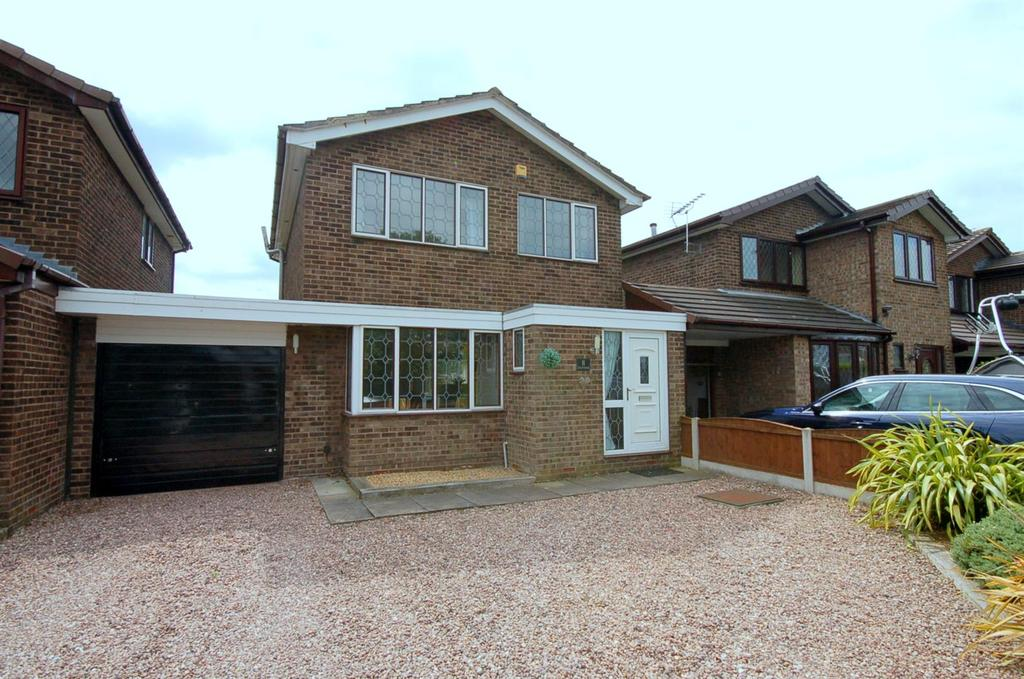 3 Bedrooms Detached House for sale in Delphside, Bignall End