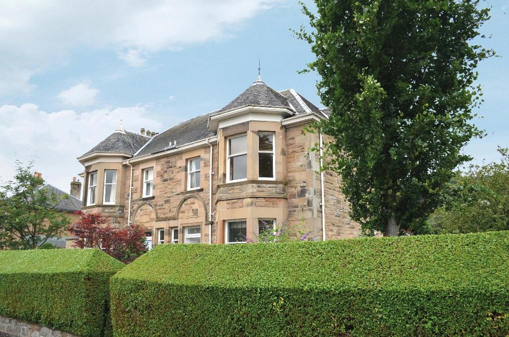 3 Bedrooms Apartment Flat for sale in Keir Street, Bridge of Allan, Stirling, FK9 4QJ