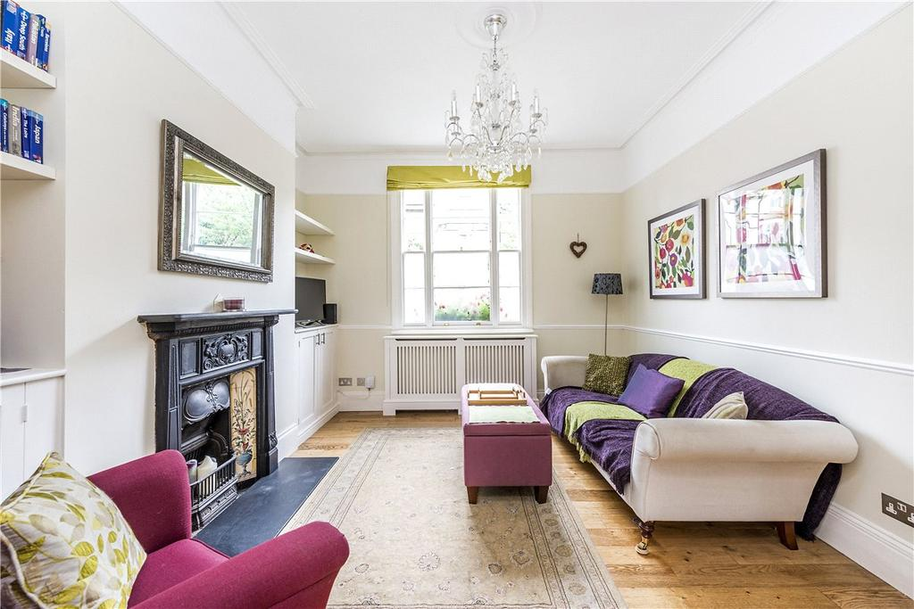 4 Bedrooms Terraced House for sale in St. James's Drive, London, SW17