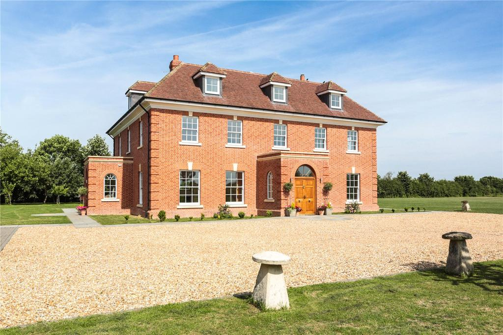 10 Bedrooms Detached House for sale in Agra Farm, Worton, Devizes, Wiltshire