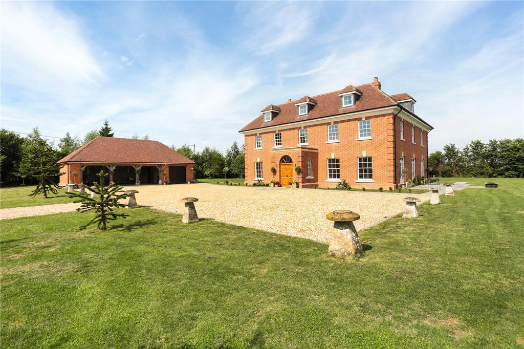 10 Bedrooms Detached House for sale in Seend Road, Worton, Devizes, Wiltshire
