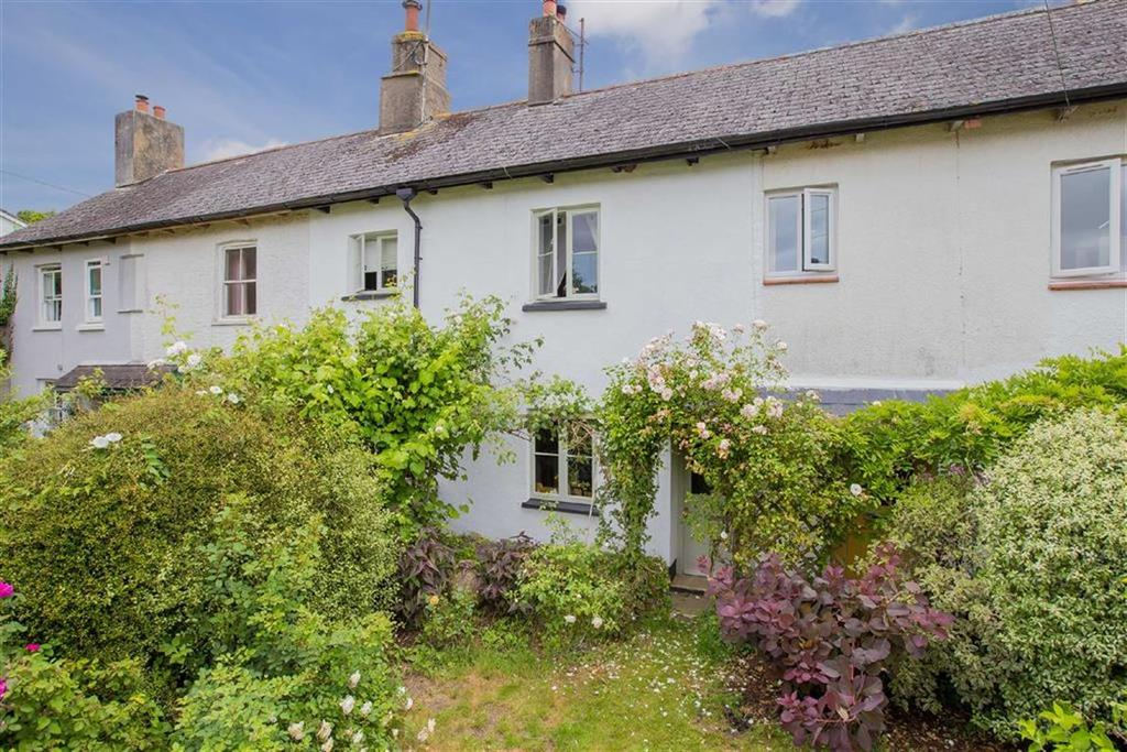 3 Bedrooms Semi Detached House for sale in Mount Pleasant, Old Road, Harbertonford, Devon, TQ9