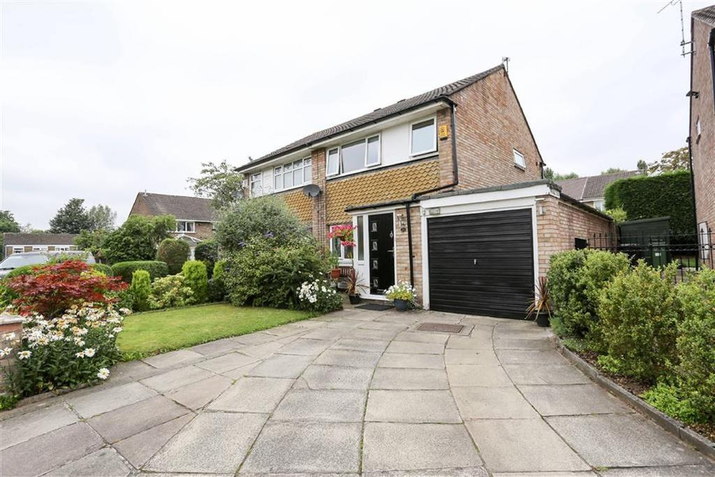 3 Bedrooms Semi Detached House for sale in Lorgill Close, Davenport, Stockport