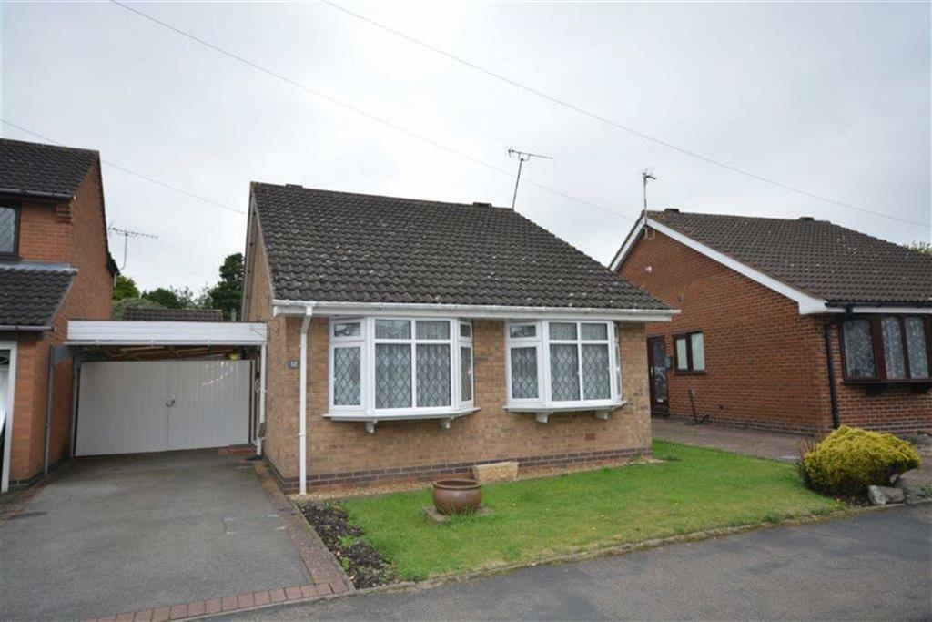 2 Bedrooms Detached Bungalow for sale in Alice Close, Bedworth