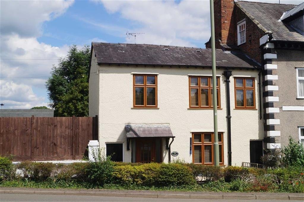 3 Bedrooms Semi Detached House for sale in Tarporley Road, Whitchurch, SY13