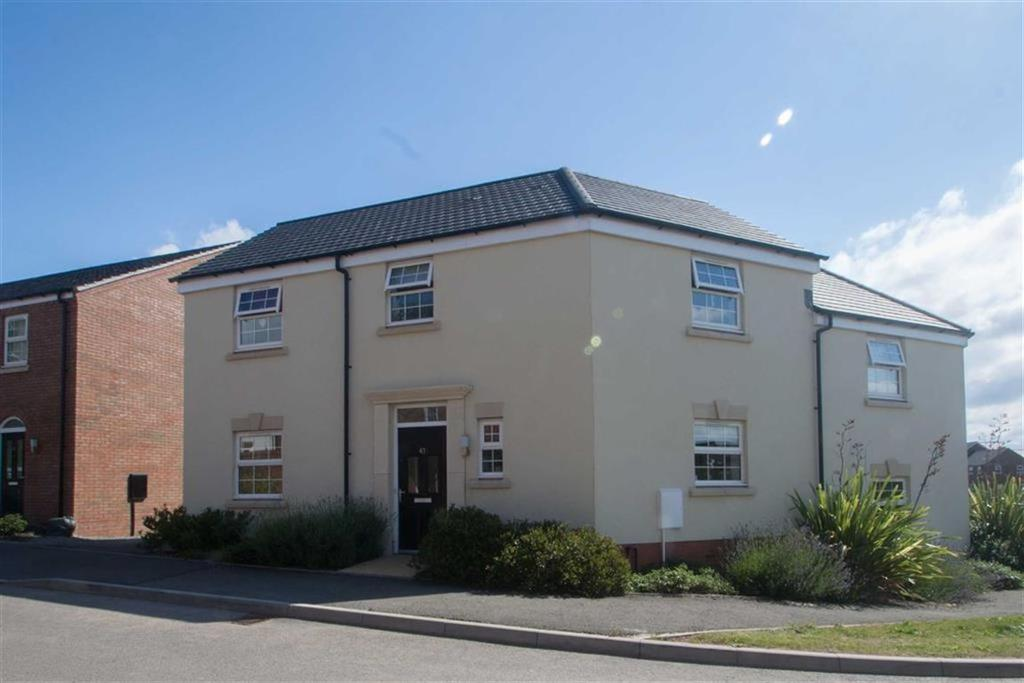 3 Bedrooms Semi Detached House for sale in Red Norman Rise, THE FURLONGS, Hereford