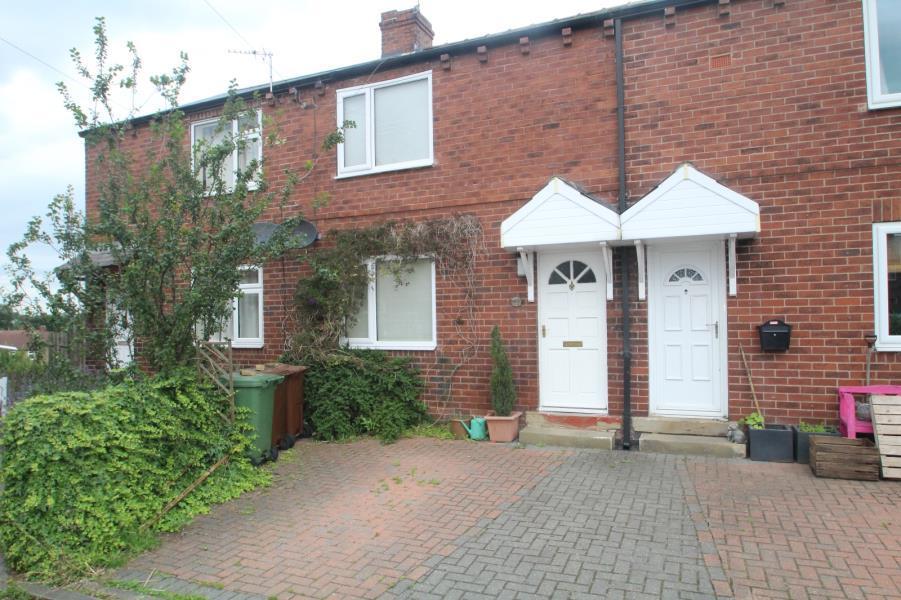 2 Bedrooms Terraced House for sale in GERVASE ROAD, HORBURY, WAKEFIELD, WF4 6JF