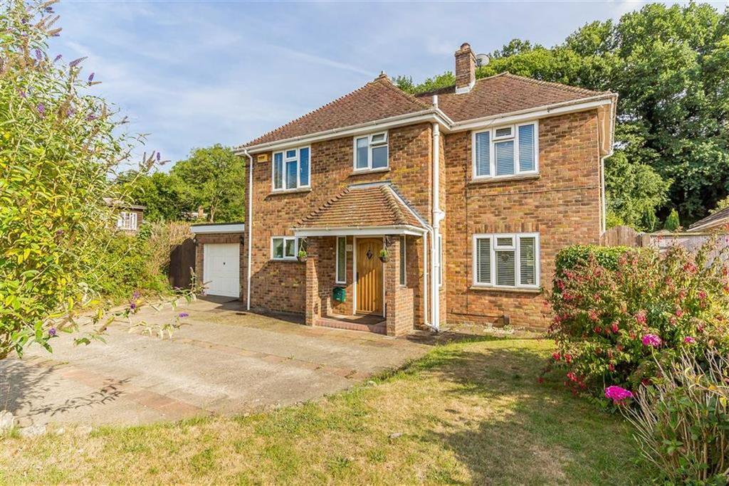 3 Bedrooms Detached House for sale in Lees Road, Ashford, Kent