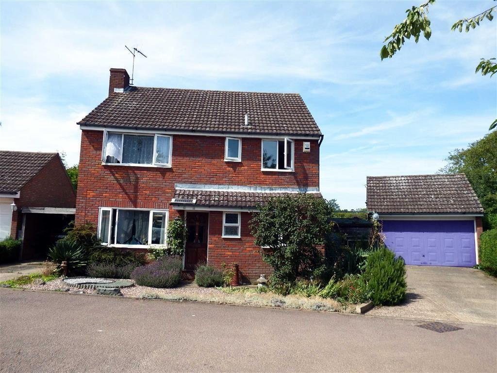 4 Bedrooms Detached House for sale in Norton Green, Stevenage, Hertfordshire, SG1